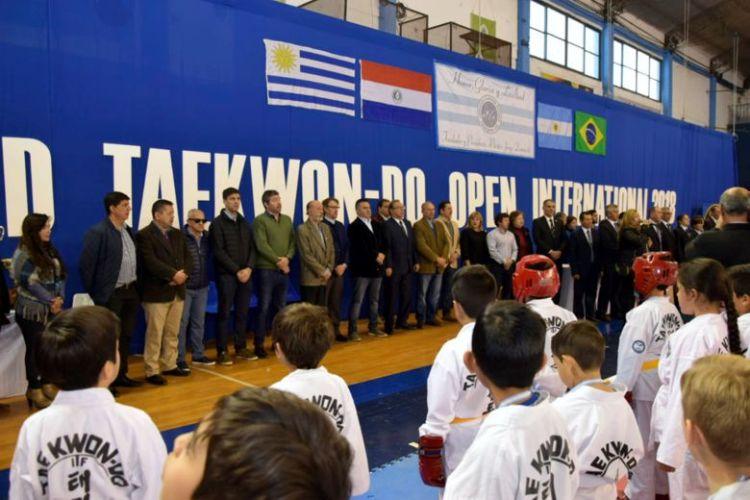 Apoyo para el Mundial de Taekwondo en Brasil