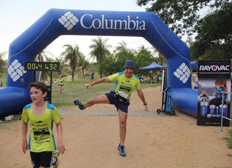 COLUMBIA RACE (5)