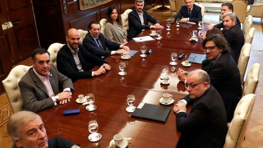 Así quedó conformado el nuevo gabinete nacional con 10 ministerios