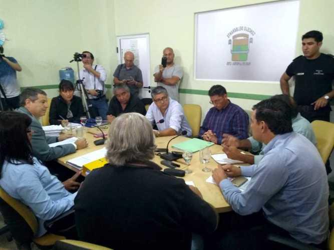 Fiscal General pidió restituir en su cargo al intendente Osnaghi