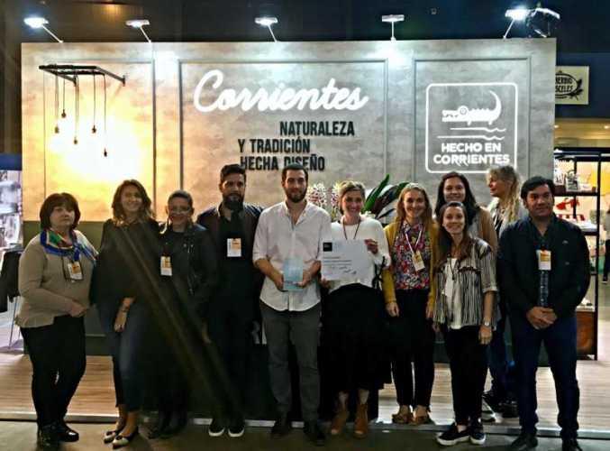 Diseñadores correntinos se destacaron en Feria Puro Diseño