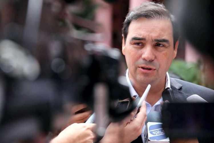 """Gustavo Valdés: """"Osnaghi es un excelente intendente que dio vuelta un Municipio en quiebra"""""""