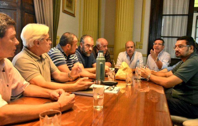 Comité de Crisis de la Provincia aseguró asistencia permanente