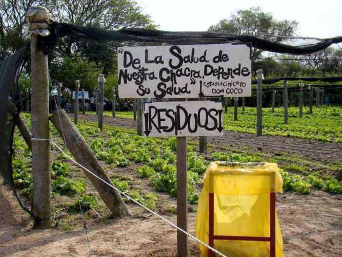 Capacitación de técnicos en Buenas Prácticas Agrícolas