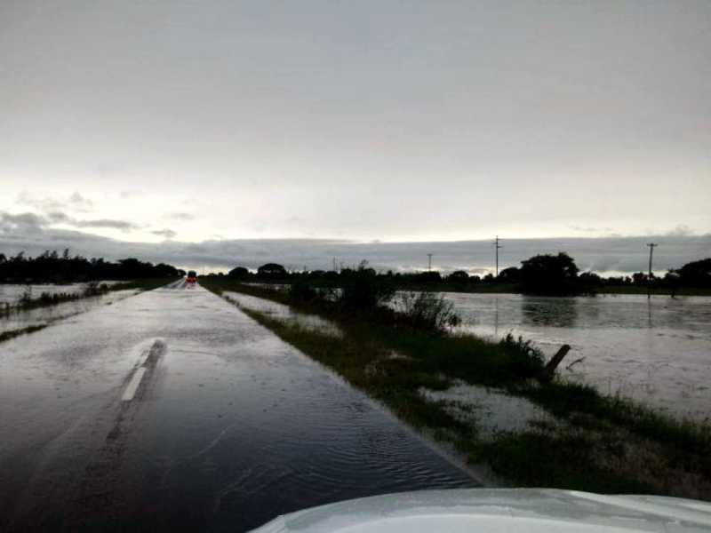 Informe del estado de las rutas en la provincia de Corrientes