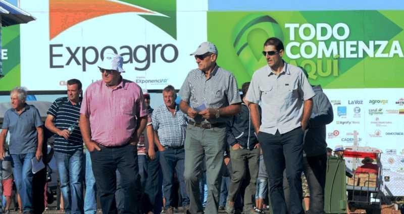 Arranca Expoagro, en un año donde se espera otro récord del campo