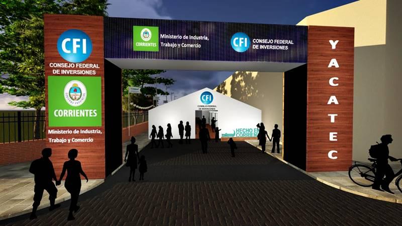 Primera Expo Hecho en Corrientes