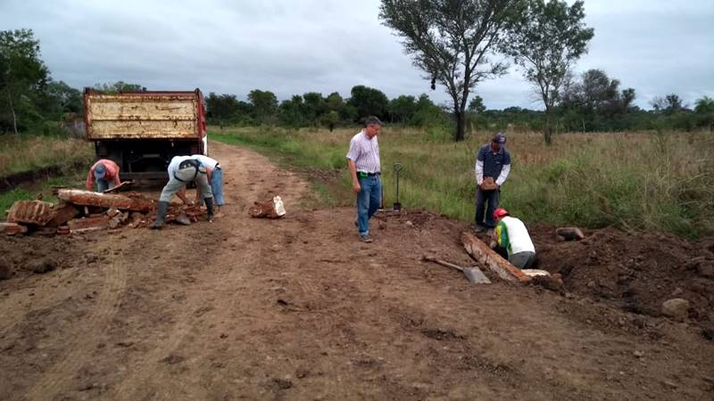 Actividades de Obras Públicas de la Municipalidad