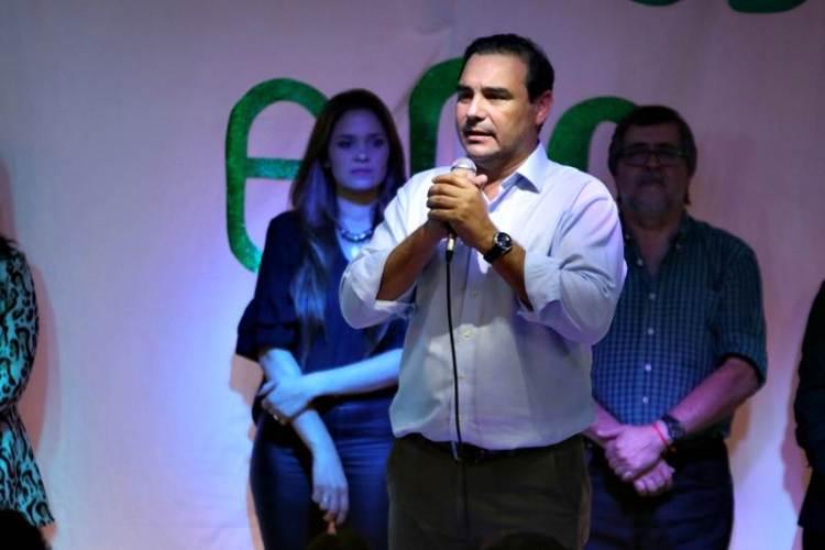 Nuevo acto de la alianza Encuentro por Corrientes