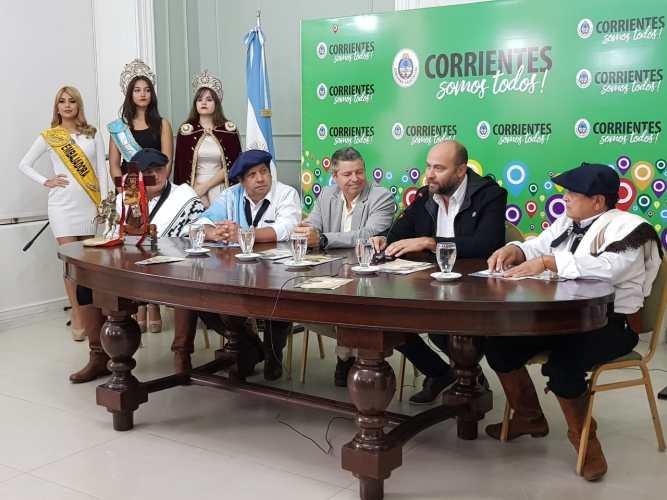 Presentación Oficial 2° Fiesta Provincial del Estofado
