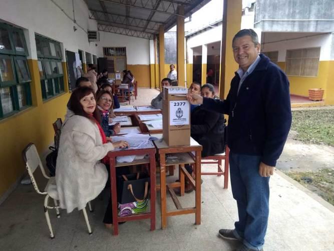 Elecciones de Medio Término en Paso de la Patria