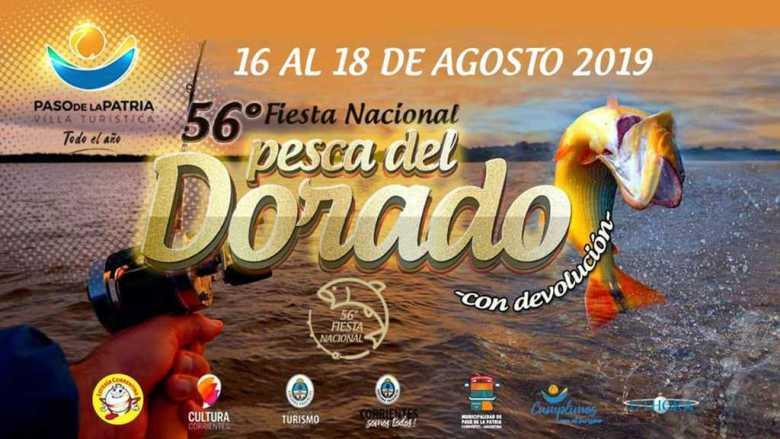 Cantidad de turistas en la Fiesta Nacional de la Pesca del Dorado