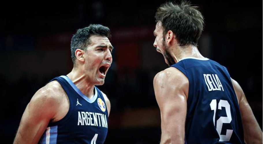 Argentina venció a Rusia en el Mundial de Basquet