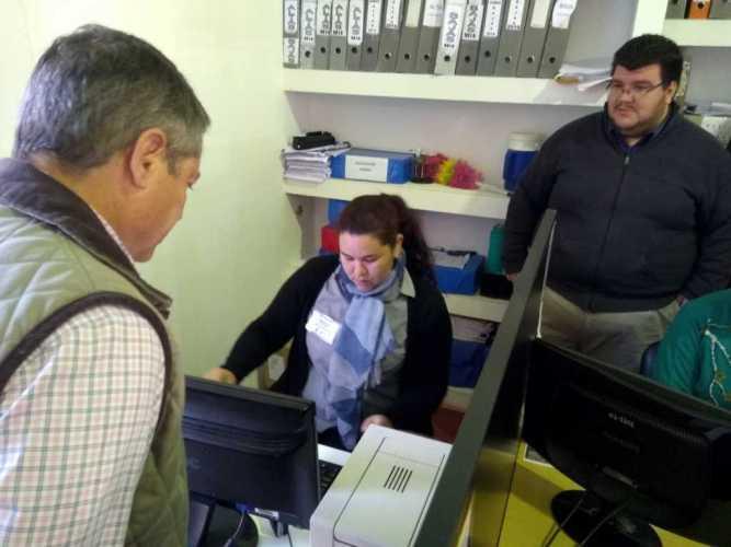 Nuevo sistema para Licencias de Conducir en Paso de la Patria