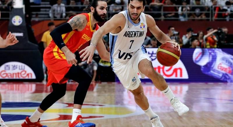 Argentina subcampeón mundial de básquet