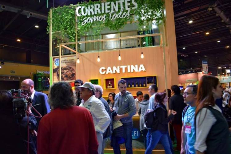 Corrientes en FIT 2019