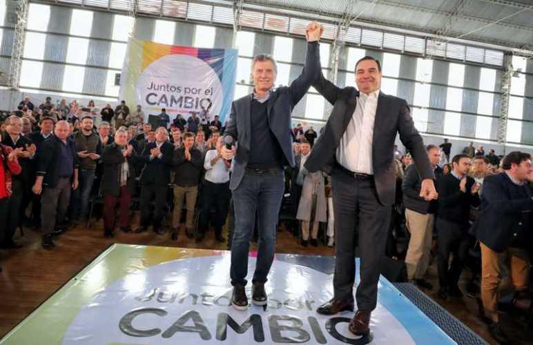ECO+Juntos por el Cambio campaña en Corrientes
