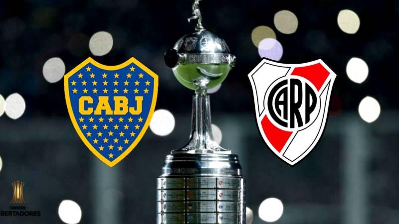 Copa Libertadores River y Boca