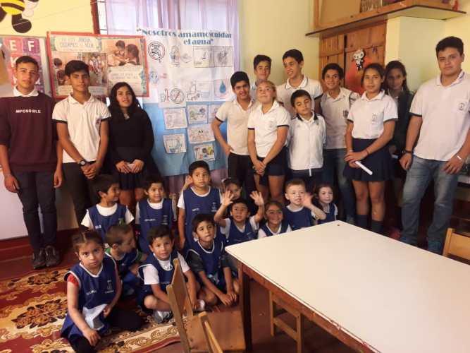 Escuela M. A. Giménez en Feria de Innovación Educativa