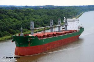 Job rating bulk carrier