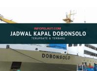 Jadwal Kapal Dobonsolo 2019