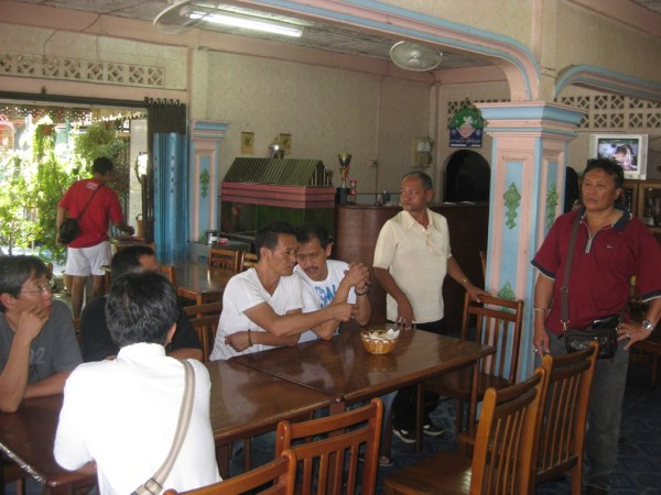 Kunjungan indo 2011