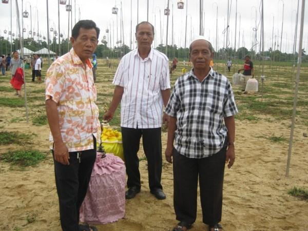 H. Loh Raman Yala juara kelas C