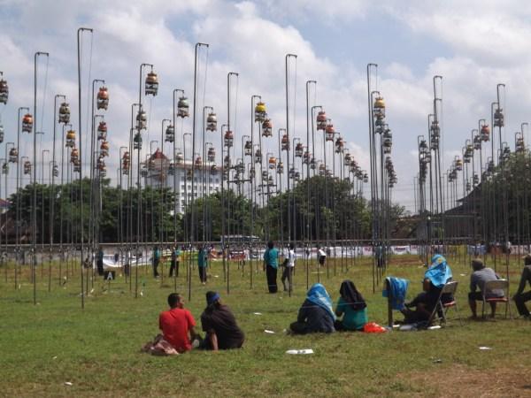 Konkurs nasional LPI ke-2 di Surakarta