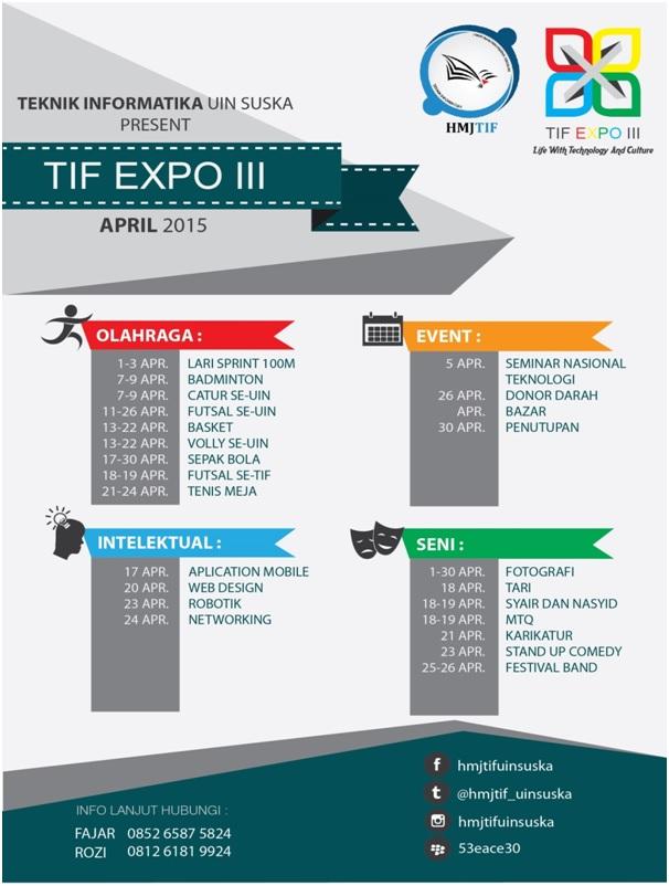 TIF Expo III
