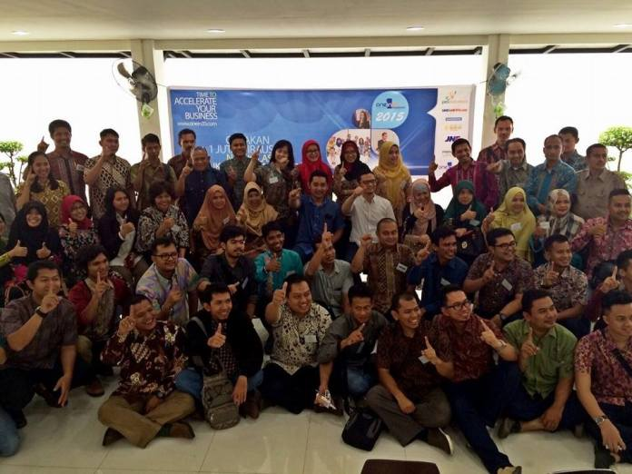 Peserta SBM Workshop 3.0