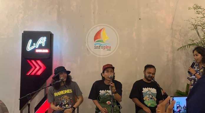 Meet & Greet Fourtwnty Pekanbaru
