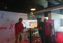 Press Conference Telkomsel Area Sumatera
