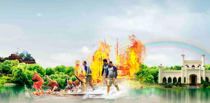 Kalender Wisata 2020 di Riau