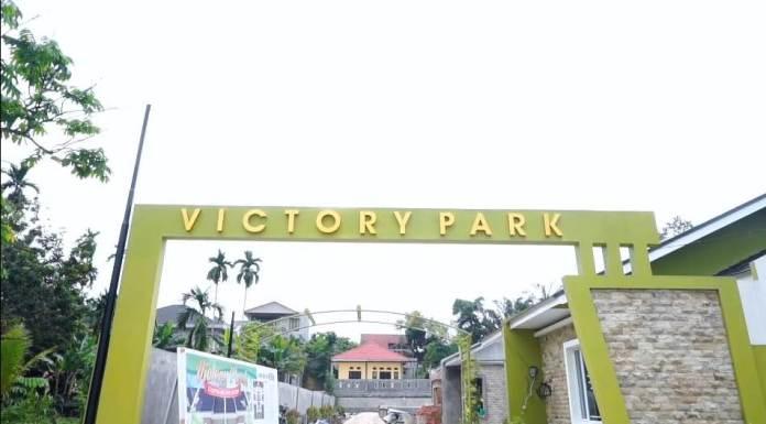 Perumahan Victory Park Pekanbaru