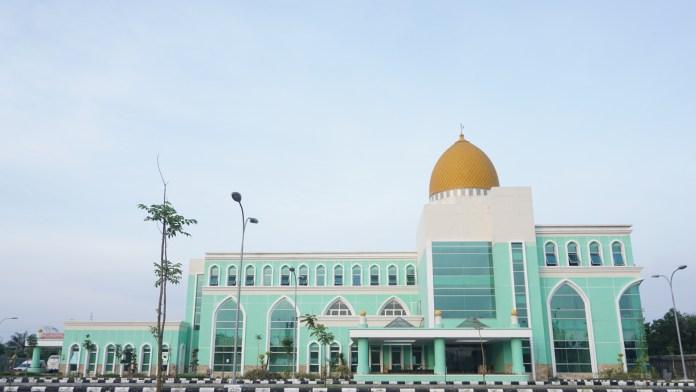 Covid-19 di Pekanbaru
