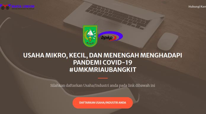 Mata UMKM Riau