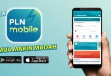 New PLN Mobile