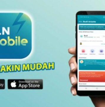 New PLN Mobile