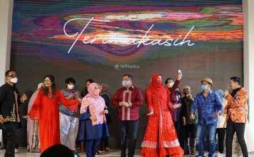 Riau International Fashion Festival 2021