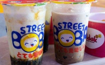 Street Boba di Pekanbaru
