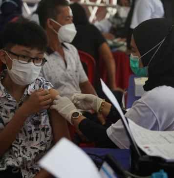 Info Sembuh Corona Riau