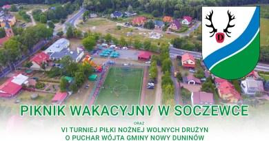 Piknik Wakacyjny w Soczewce