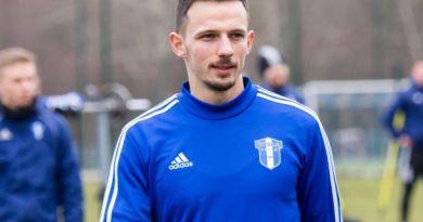Rafał Wolski już po operacji