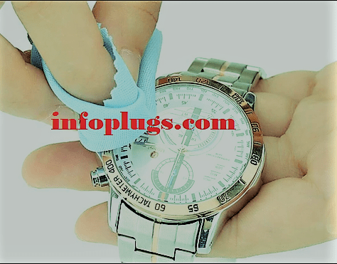 How To Clean Your Steel Watches