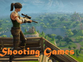 Shooting Games: Most played Shooting Games In Android and iPhone