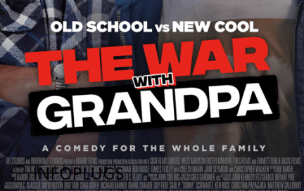 The War with Grandpa Movie 2020
