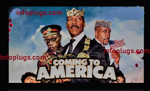 Coming 2 America Full Movie