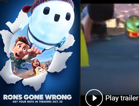 Download Ron's Goes Wrong Movie
