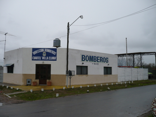 Bomberos Villa Elvira