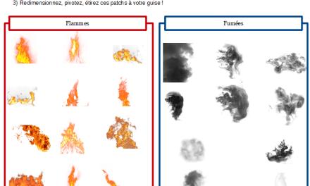 Formateurs : créer facilement vos scénarios incendie